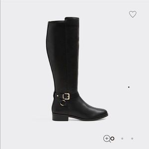 Also Knee High Boot